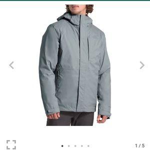Men's Large NorthFace Coat